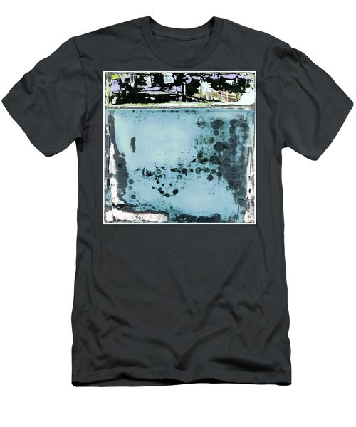Art Print California 08 Men's T-Shirt (Athletic Fit)
