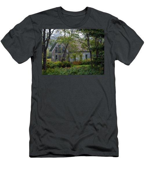 Artist Hideout Men's T-Shirt (Athletic Fit)