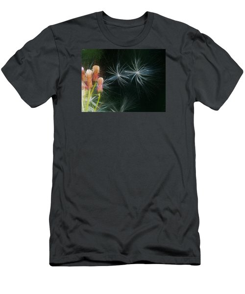 Artistic  Air Dance Men's T-Shirt (Slim Fit) by Leif Sohlman