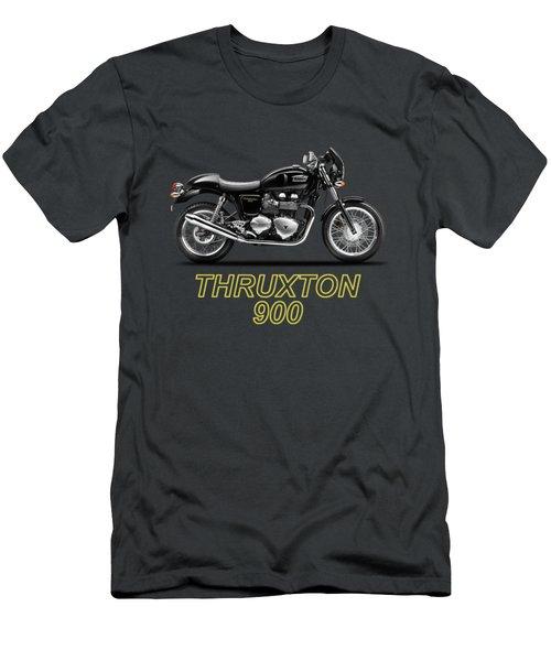 Triumph Thruxton Men's T-Shirt (Athletic Fit)
