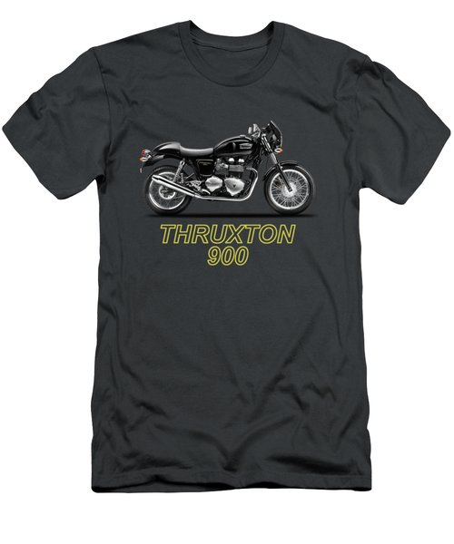 Triumph Thruxton Men's T-Shirt (Athletic Fit)