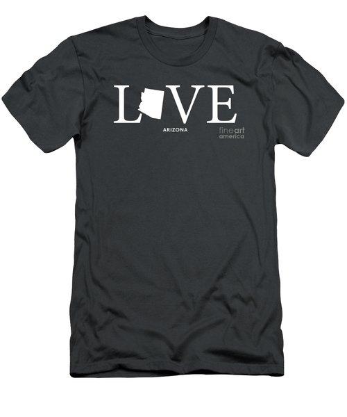 Az Love Men's T-Shirt (Slim Fit) by Nancy Ingersoll