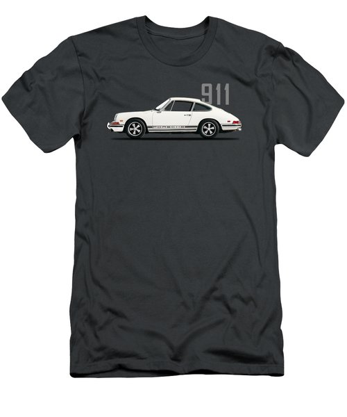 Porsche 911 68 Men's T-Shirt (Athletic Fit)