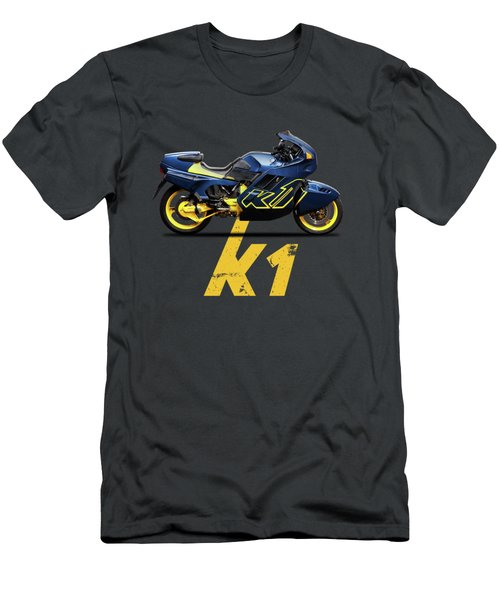 The K1 Motorcycle Men's T-Shirt (Athletic Fit)