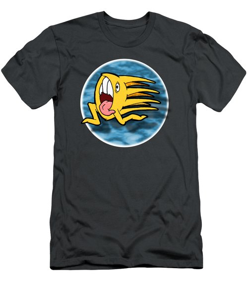 Another One Of Those Days Men's T-Shirt (Slim Fit) by Uncle J's Monsters