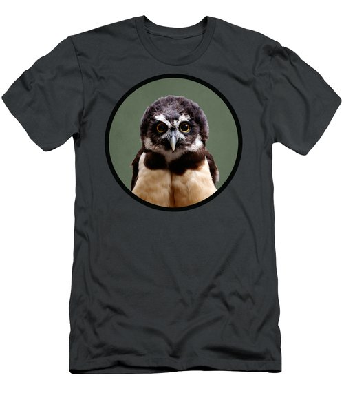 Visual Definition Of Adorable Men's T-Shirt (Athletic Fit)