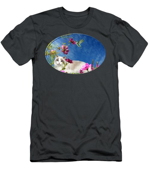 Relaxing Men's T-Shirt (Athletic Fit)