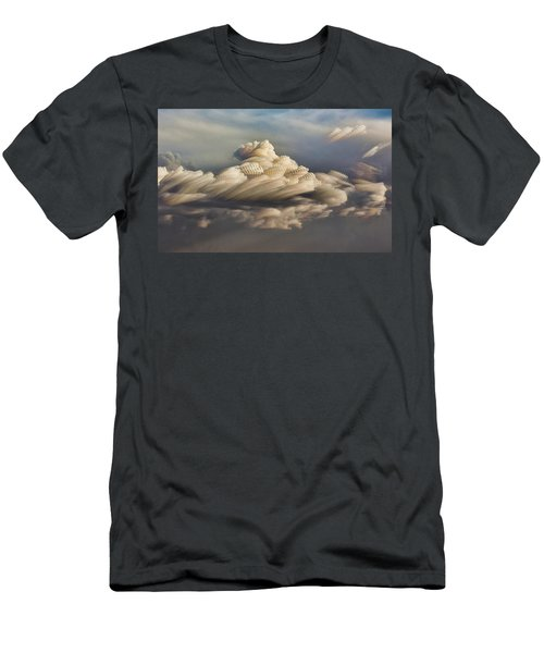 Cupcake In The Cloud Men's T-Shirt (Athletic Fit)