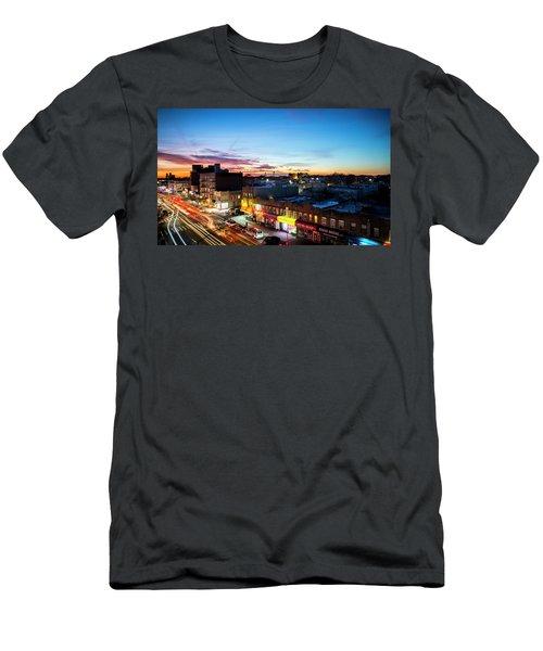 As Night Falls Men's T-Shirt (Athletic Fit)