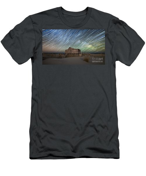 As The Stars Passed By  Men's T-Shirt (Athletic Fit)