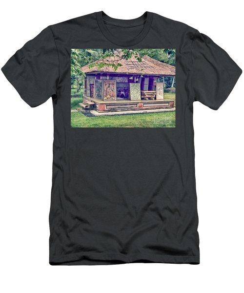 Asian Artist Men's T-Shirt (Athletic Fit)
