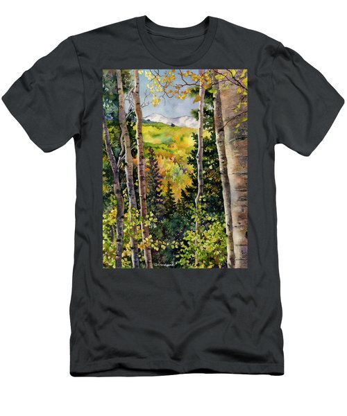 Aspen Afternoon Men's T-Shirt (Athletic Fit)