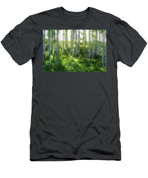 Aspen Morning 3 Men's T-Shirt (Athletic Fit)