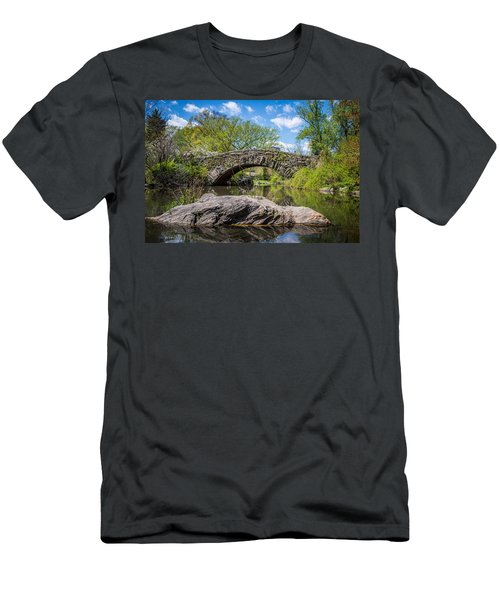 Men's T-Shirt (Athletic Fit) featuring the photograph Aspired by Johnny Lam