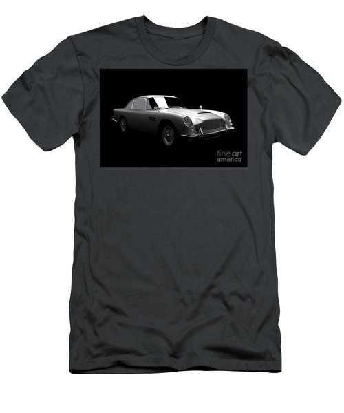 Aston Martin Db5 Men's T-Shirt (Athletic Fit)