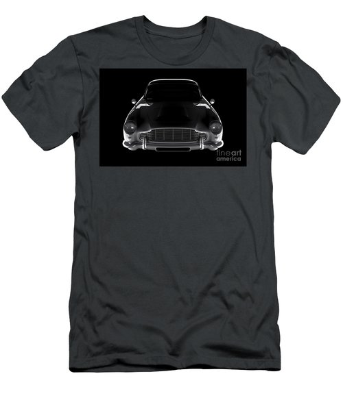 Aston Martin Db5 - Front View Men's T-Shirt (Athletic Fit)