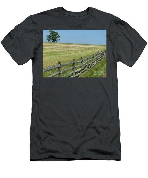 At Gettysburg Men's T-Shirt (Athletic Fit)
