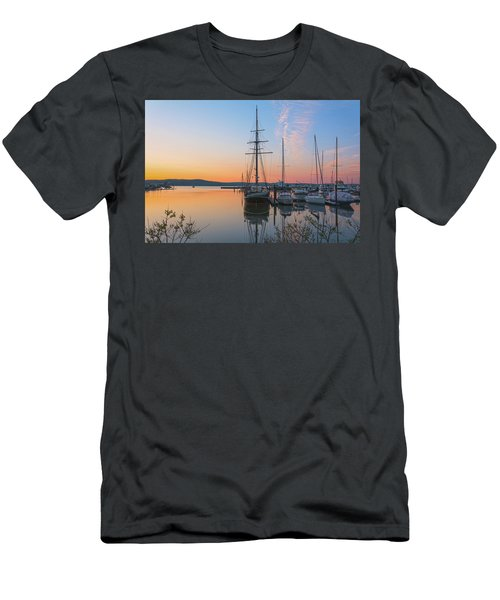 At Rest At Dawn Men's T-Shirt (Athletic Fit)