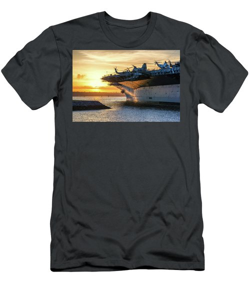 At Rest Men's T-Shirt (Slim Fit)