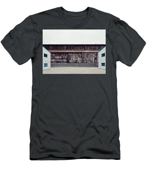 At The Edge Of Town Men's T-Shirt (Athletic Fit)