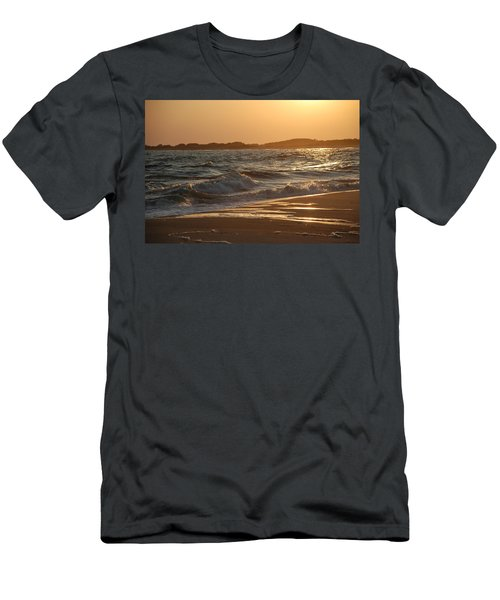At The Golden Hour Men's T-Shirt (Athletic Fit)
