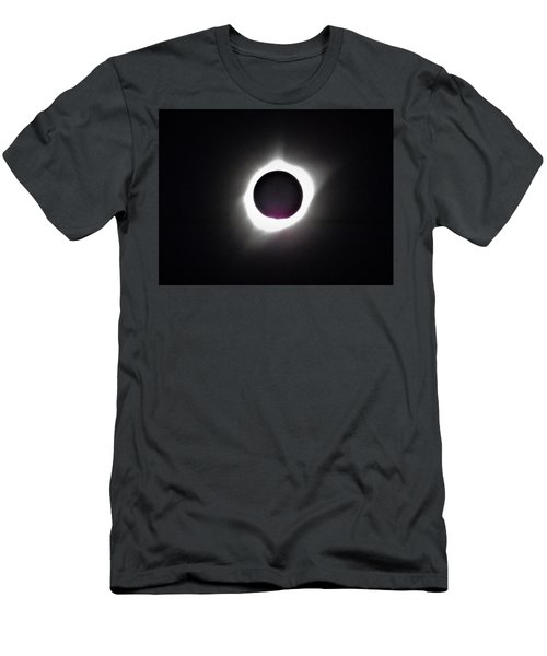At The Moment Of Totality Men's T-Shirt (Athletic Fit)