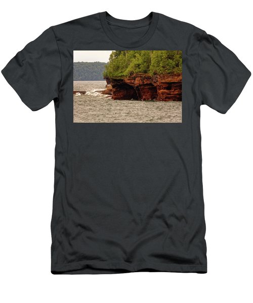 At The Point Men's T-Shirt (Athletic Fit)
