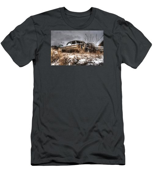 At The Top Men's T-Shirt (Athletic Fit)