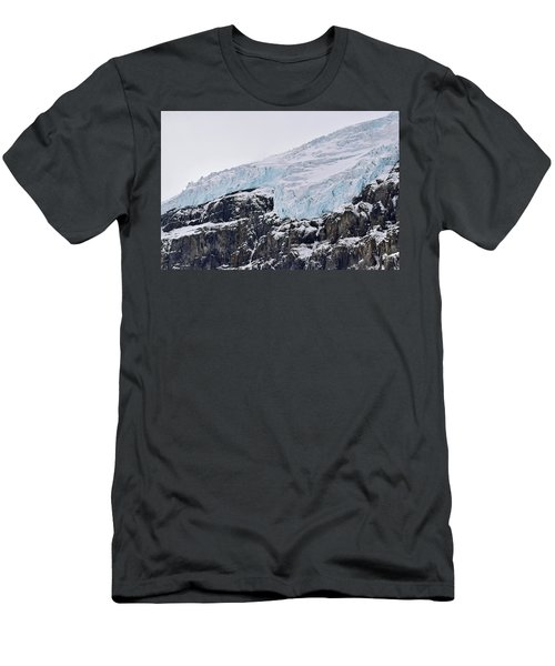 Athabasca Glacier No. 80-1 Men's T-Shirt (Athletic Fit)