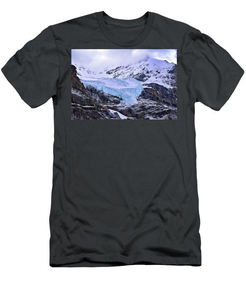 Athabasca Glacier No. 9-1 Men's T-Shirt (Athletic Fit)