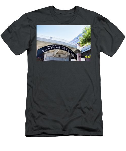 Men's T-Shirt (Slim Fit) featuring the photograph Athen's Ritual by Parker Cunningham