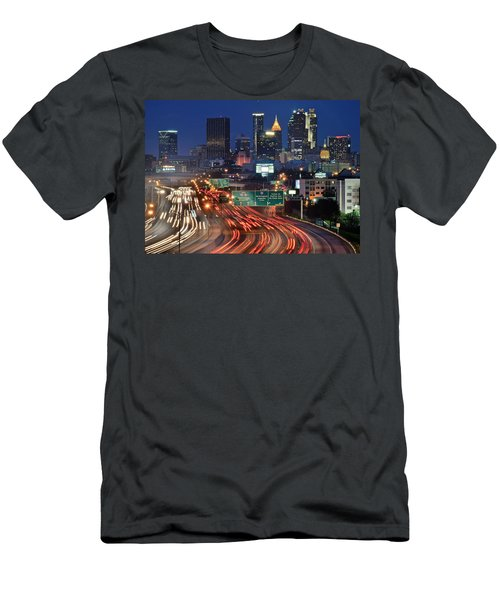 Atlanta Heavy Traffic Men's T-Shirt (Athletic Fit)