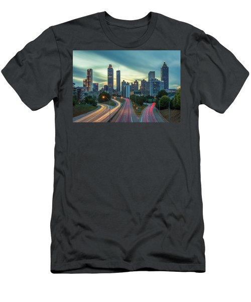 Atlanta Men's T-Shirt (Slim Fit)