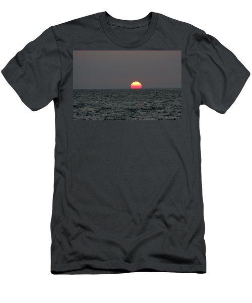 Atlantic Sunrise Men's T-Shirt (Athletic Fit)