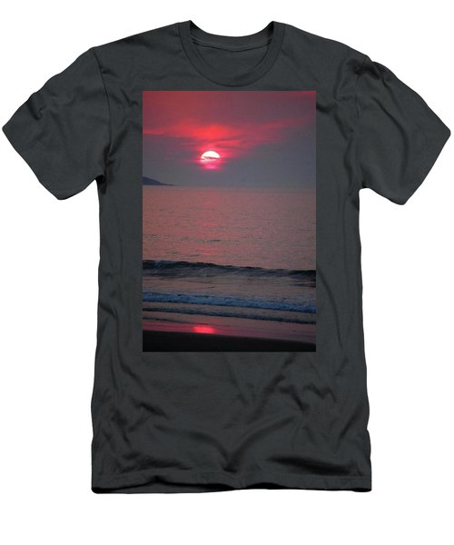 Atlantic Sunrise Men's T-Shirt (Athletic Fit)