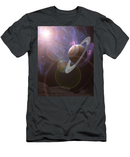 Atlas Men's T-Shirt (Athletic Fit)