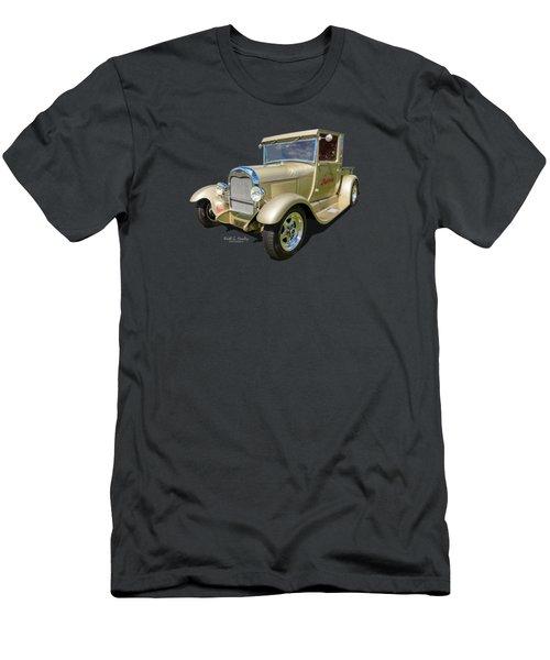 Atlas Pickup Men's T-Shirt (Athletic Fit)