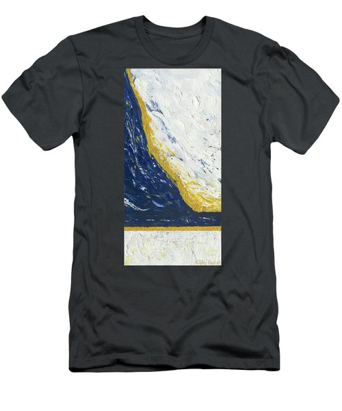 Atmospheric Conditions, Panel 3 Of 3 Men's T-Shirt (Athletic Fit)