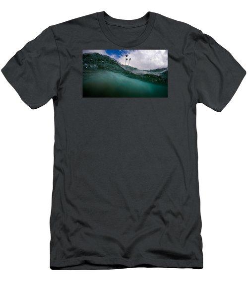 Atmospheric Pressure Men's T-Shirt (Athletic Fit)