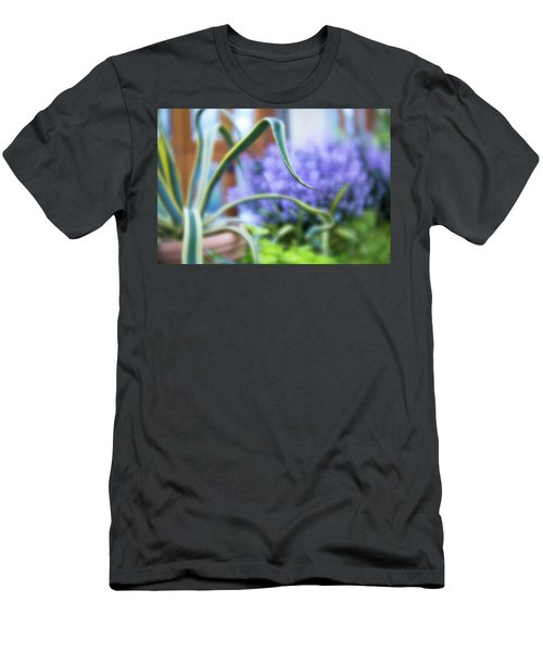 Men's T-Shirt (Athletic Fit) featuring the photograph Audrey IIi by Brian Hale