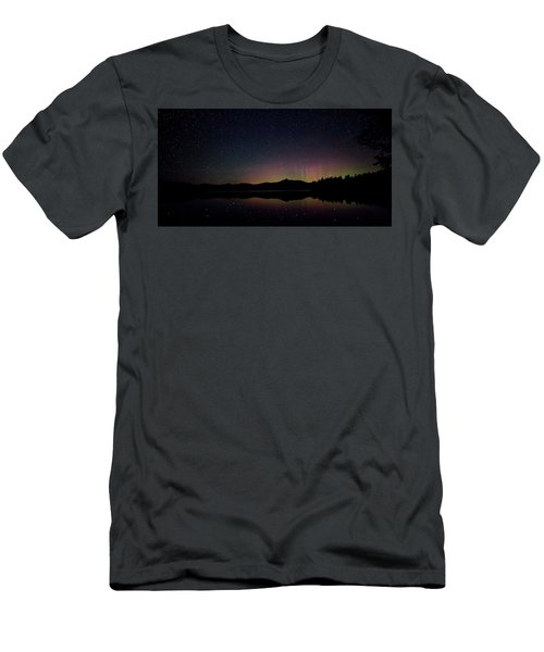 Aurora Chocorua Lake Men's T-Shirt (Athletic Fit)