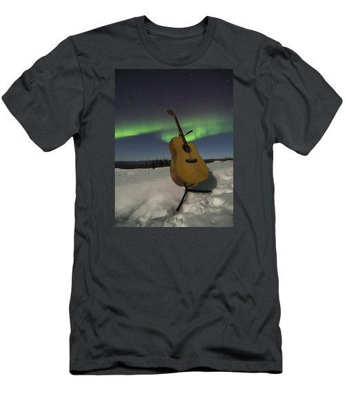 Aurora Instrumentalis Men's T-Shirt (Athletic Fit)