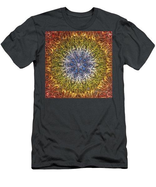 Aurora Sunrose Men's T-Shirt (Athletic Fit)