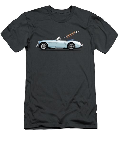 Austin Healey 3000 Mk3 Men's T-Shirt (Athletic Fit)