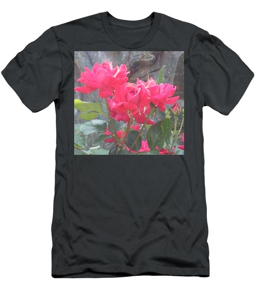 Austin Roses Men's T-Shirt (Athletic Fit)