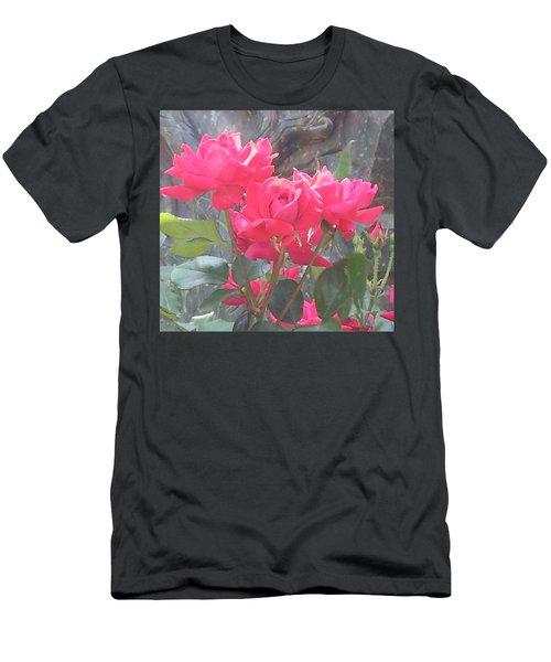 Austin Roses Men's T-Shirt (Athletic Fit)