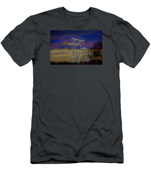 Autumn Abstract  Men's T-Shirt (Slim Fit)