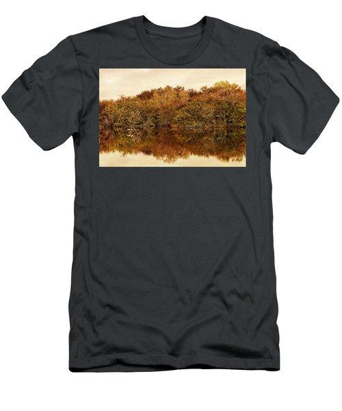 Autumn Color Men's T-Shirt (Athletic Fit)