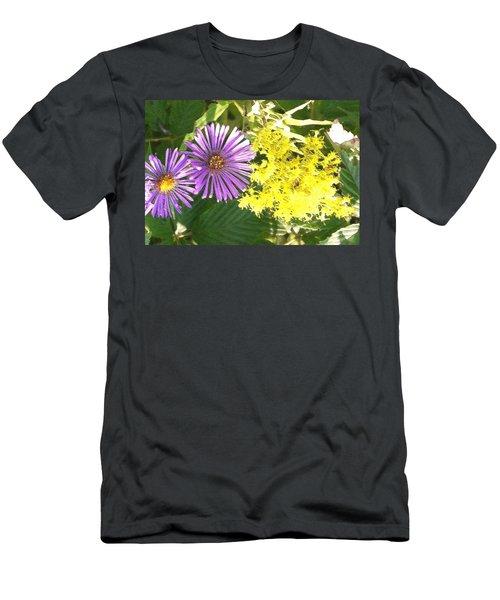 Autumn Duo Men's T-Shirt (Athletic Fit)