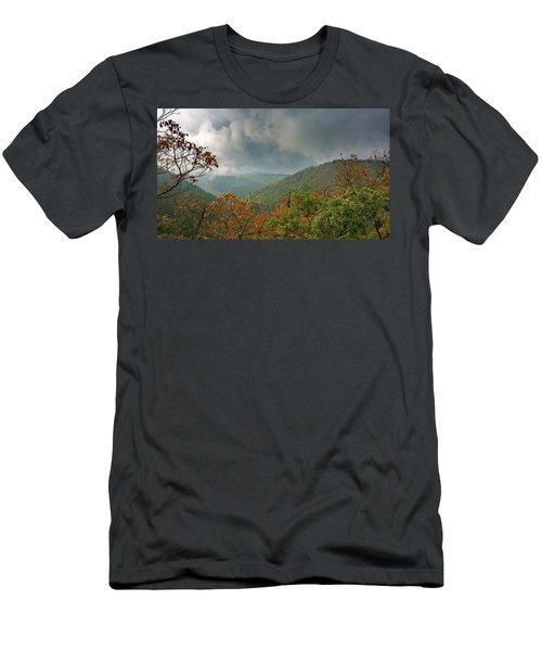 Autumn In The Ilsetal, Harz Men's T-Shirt (Athletic Fit)